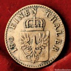 Monedas antiguas de Europa: PRUSIA 2 PFENNIG 1853A. Lote 194537990