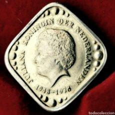 Monedas antiguas de Europa: HOLANDA TOKEN DE ANIVERSARIO 5 CENTS 1978. Lote 194538122