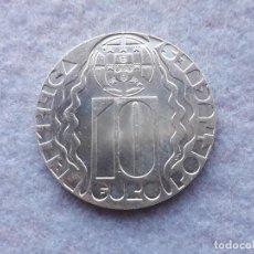 Monedas antiguas de Europa: PORTUGAL. 10 EUROS. AÑO 2004. PLATA. JUEGOS OLÍMPICOS DE ATENAS. SIN CIRCULAR. . Lote 194575208