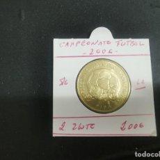 Monedas antiguas de Europa: POLONIA 2 ZLOTE 2006 (CAMPEONATO FIFA 2006) S/C KM 606. Lote 194621667