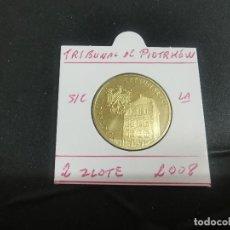 Monedas antiguas de Europa: POLONIA 2 ZLOTE 2008 (TRIBUNAL DE PIORTKEW) S/C KM 628. Lote 194622300