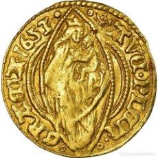 Monedas antiguas de Europa: MONEDA, ESTADOS ALEMANES, HAMBURG, DUCAT, 1653, MBC, ORO, KM:221. Lote 194647717