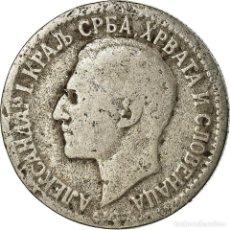 Monedas antiguas de Europa: MONEDA, YUGOSLAVIA, ALEXANDER I, 50 PARA, 1925, SC, NÍQUEL - BRONCE, KM:4. Lote 194687833