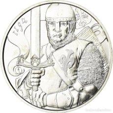 Monedas antiguas de Europa: AUSTRIA, 1-1/2 EURO, LÉOPOLD V D'AUTRICHE, 2019, PROOF, FDC, PLATA, KM:NEW. Lote 194727491