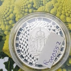 Monedas antiguas de Europa: LOTE LPM00004 MONEDA SAN MARINO 1000 LIRAS PLATA SC PROOF 1990. Lote 194729020