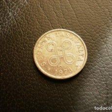 Monedas antiguas de Europa: FINLANDIA 5 PENNIA 1978. Lote 194735352