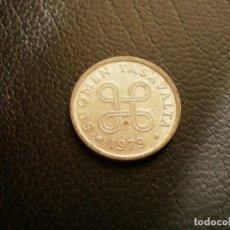 Monedas antiguas de Europa: FINLANDIA 5 PENNIA 1979. Lote 194735376