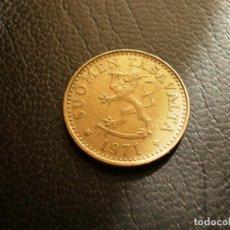 Monedas antiguas de Europa: FINLANDIA 10 PENNIA 1971. Lote 194735660