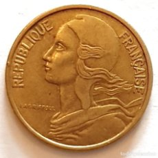 Monedas antiguas de Europa: MONEDA DE 50 CENTIMOS FRANCIA 1963. Lote 194743086
