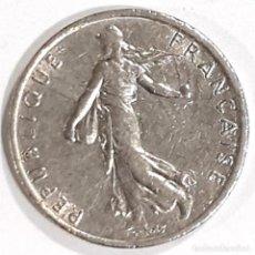 Monedas antiguas de Europa: MONEDA DE 1/2 FRANCO - MEDIO FRANCO FRANCIA 1976. Lote 194743163