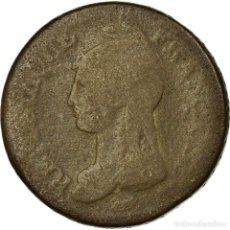 Monedas antiguas de Europa: MONEDA, FRANCIA, DUPRÉ, DECIME, AN 8, LILLE, BC, BRONCE, KM:644.11. Lote 194743442