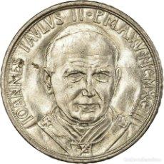 Monedas antiguas de Europa: MONEDA, CIUDAD DEL VATICANO, JOHN PAUL II, 100 LIRE, 1993, ROMA, EBC, COBRE -. Lote 194743558