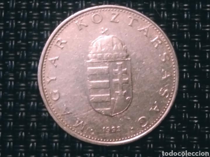 10 FORINT 1993 HUNGRÍA (Numismática - Extranjeras - Europa)
