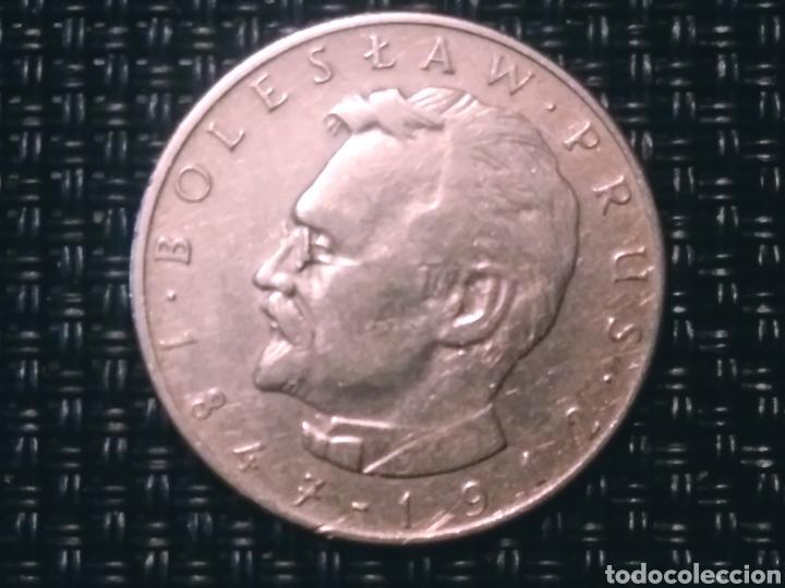 10 ZT. 1975 POLONIA (Numismática - Extranjeras - Europa)