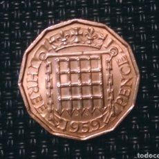 Monedas antiguas de Europa: 20 PENCE 1959 INGRATERRA. Lote 194865578