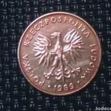 Monedas antiguas de Europa: 10 ZTOTYCH 1989 POLONIA. Lote 194866046
