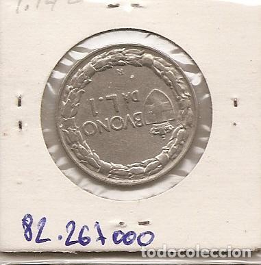 Monedas antiguas de Europa: ITALIA 1922. MONEDA DE 1 LIRA DE VITTORIO EMANUELE III. EBC+ - Foto 2 - 194882505