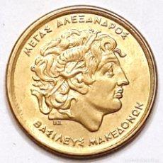 Monedas antiguas de Europa: MONEDA DE GRECIA 100 DRACMAS 1990. Lote 194903135