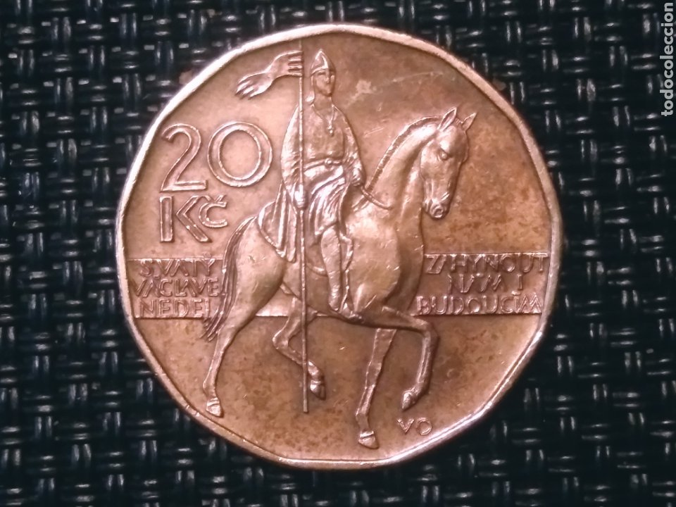 20 ZC 2002 REPÚBLICA CHECA (Numismática - Extranjeras - Europa)