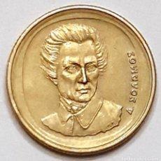 Monedas antiguas de Europa: MONEDA DE GRECIA 20 DRACMAS 1990. Lote 194903453