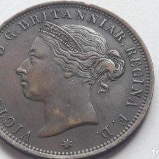 Monedas antiguas de Europa: JERSEY 1894 ONE-TWELFTH OF A SHILLING COIN.. Lote 194920125