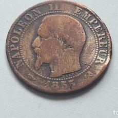Monedas antiguas de Europa: 5 CENTIMOS 1855 NAPOLEON III. Lote 194920262