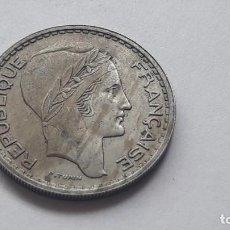 Monedas antiguas de Europa: 10 FRANCOS 1947 . Lote 194920597
