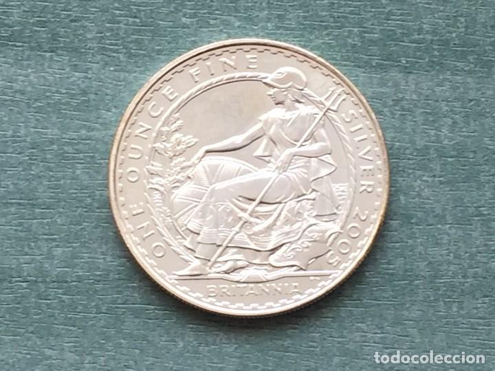 REINO UNIDO BRITANIA 2005 (Numismática - Extranjeras - Europa)
