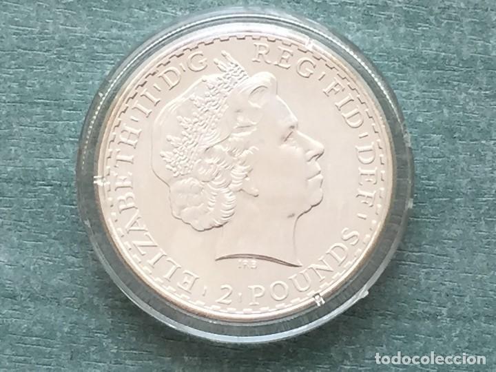 Monedas antiguas de Europa: REINO UNIDO BRITANIA 2005 - Foto 4 - 194924152