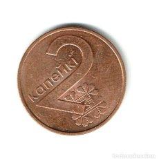 Monedas antiguas de Europa: BIELORUSIA 2 KONEEK KOPEKS 2009. Lote 194944185