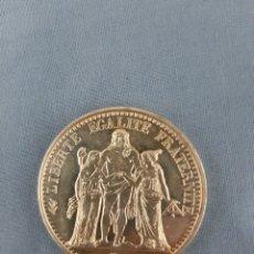 Monedas antiguas de Europa: 10 FRANCS DE PLATA. Lote 194976002