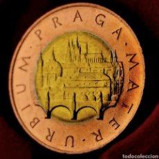 Monedas antiguas de Europa: S/C. REPÚBLICA CHECA 50 KORUN 1993. Lote 195055206