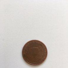 Monedas antiguas de Europa: 5 EURO CENT PAISES BAJOS 2013 CIRCULADA. Lote 195065797