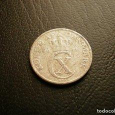 Monedas antiguas de Europa: DINAMARCA 2 ORE 1941. Lote 195184842