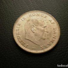 Monedas antiguas de Europa: DINAMARCA 1 CORONA 1971. Lote 195219308