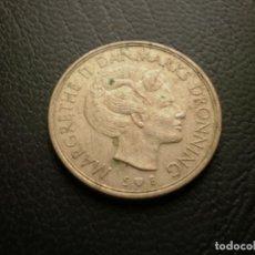Monedas antiguas de Europa: DINAMARCA 1 CORONA 1975. Lote 195219345