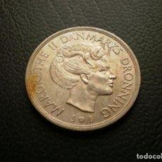 Monedas antiguas de Europa: DINAMARCA 1 CORONA 1978. Lote 195219481