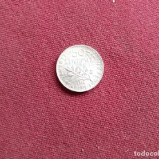 Monedas antiguas de Europa: FRANCIA. EXCELENTE 50 CENTIMES DE 1916. Lote 195229528