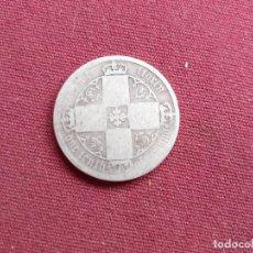 Monedas antiguas de Europa: REINO UNIDO. FLORÍN GÓTICO DE PLATA. Lote 195230100