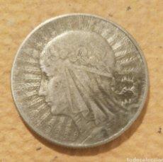 Monedas antiguas de Europa: POLONIA. 5 ZLOTY 1934. PLATA. REINA JADWIGA.. Lote 195241786