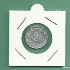 Monedas antiguas de Europa: ESLOVAKIA. 50 HALIEROV 1943. ALUMINIO. Lote 195262901