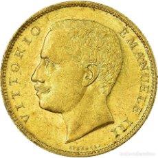 Monedas antiguas de Europa: MONEDA, ITALIA, VITTORIO EMANUELE III, 20 LIRE, 1905, ROME, RARE, PCGS, MS61. Lote 195288511