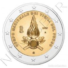 Monedas antiguas de Europa: 2€ ITALIA 2020 - CUERPO NACIONAL DE BOMBEROS. Lote 195323647