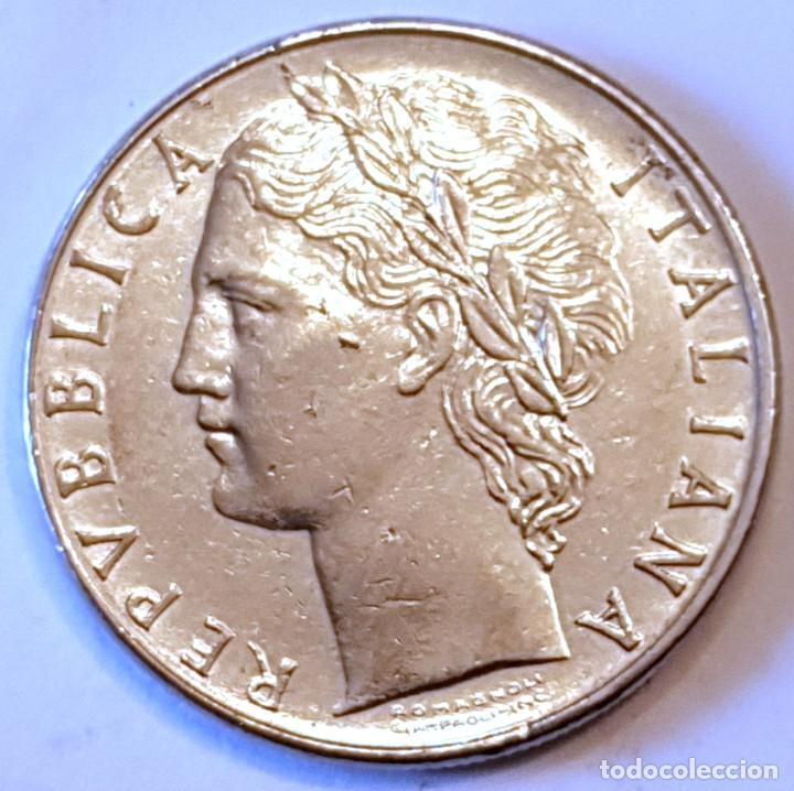 Monedas antiguas de Europa: ITALIA MONEDA 100 LIRAS 1979 - Foto 2 - 195340338