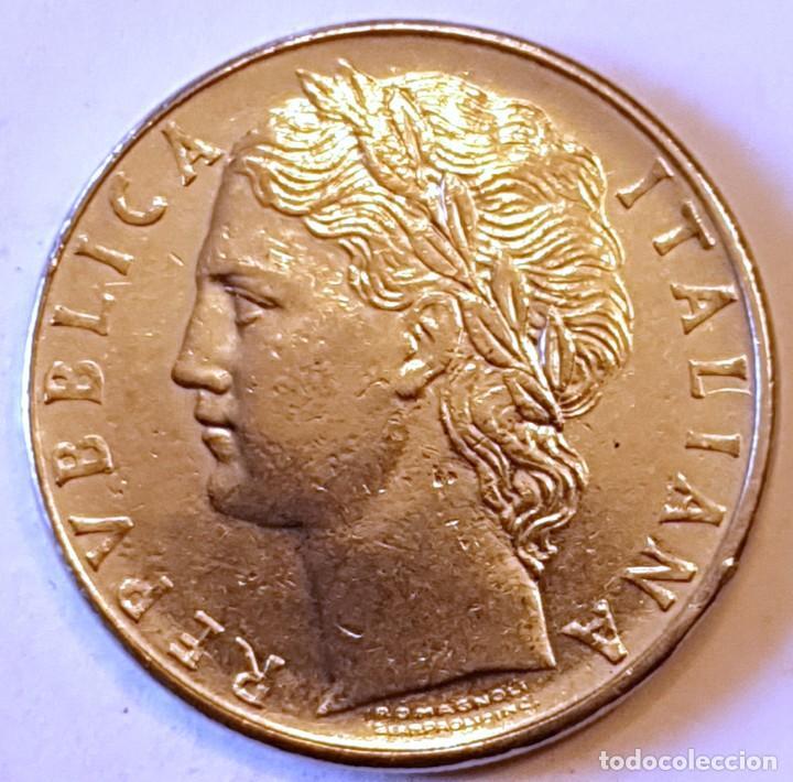 Monedas antiguas de Europa: ITALIA MONEDA 100 LIRAS 1976 - Foto 2 - 195340448
