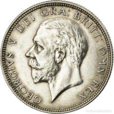Monedas antiguas de Europa: MONEDA, GRAN BRETAÑA, GEORGE V, FLORIN, TWO SHILLINGS, 1936, EBC, PLATA, KM:834. Lote 195346180