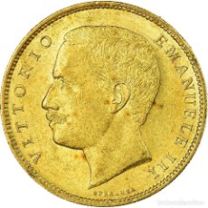 Monedas antiguas de Europa: MONEDA, ITALIA, VITTORIO EMANUELE III, 20 LIRE, 1905, ROME, RARE, PCGS, MS62. Lote 195355892
