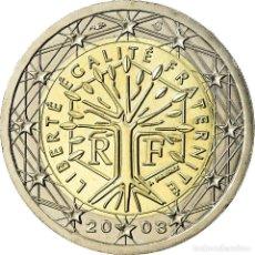 Monedas antiguas de Europa: FRANCIA, 2 EURO, 2003, SC, BIMETÁLICO, KM:1289. Lote 195390398