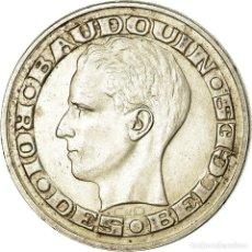 Monedas antiguas de Europa: MONEDA, BÉLGICA, 50 FRANCS, 50 FRANK, 1958, MBC+, PLATA, KM:150.1. Lote 195426331