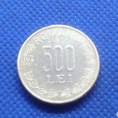 Monedas antiguas de Europa: RUMANIA 500 LEI 2000. Lote 195427443